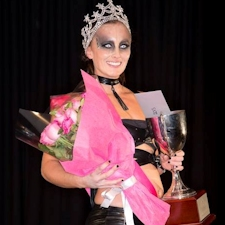 Miss mPole 2013 Overall Winner & Top Newcastle Pole Dance Instructor